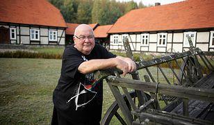 Rudi Schuberth otrzymał pierwszą emeryturę. Kwota go zaskoczyła