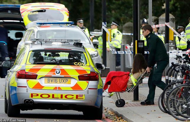 Policja podkreśla, że nie był to akt terroru