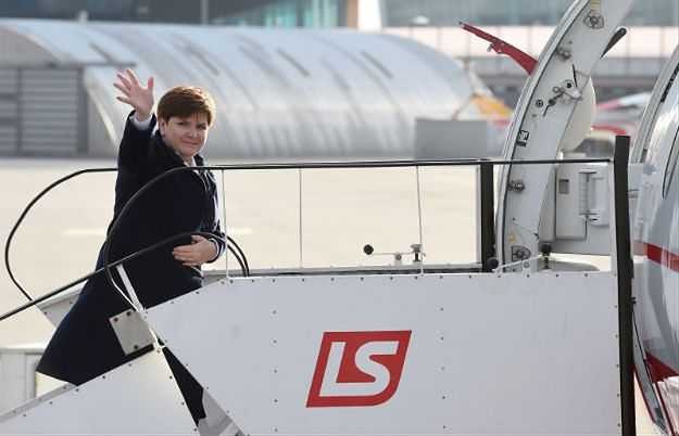 Dyplomatyczna ofensywa premier. We wtorek Norwegia, w środę Francja, w czwartek Wielka Brytania