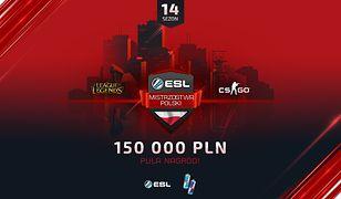 Takiej puli nagród w ESL Mistrzostwach Polski jeszcze nie było