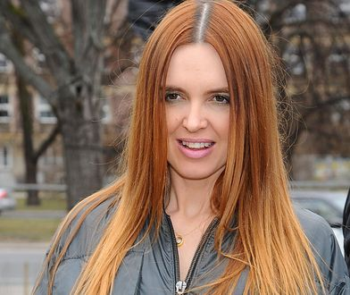 Kasia Burzyńska ma 36 lat