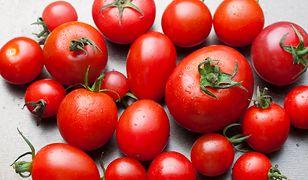 Zagrajcie ze skórą w pomidora!