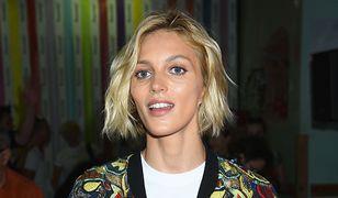 Anja Rubik jako modelka często musi zmieniać swój wizerunek