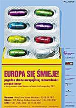 Europa się śmieje w Silver Screen