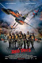 ''Red Tails'': Zobacz fragment lotniczych popisów George'a Lucasa [wideo]