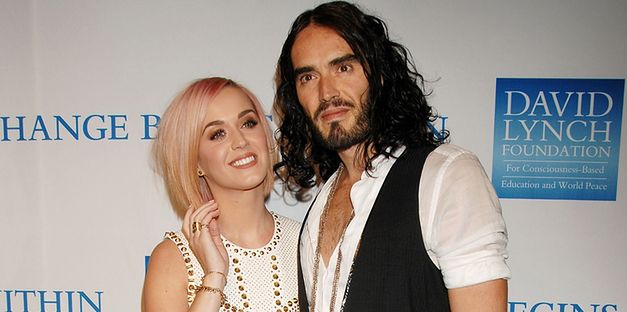 Katy Perry obwinia Russella Branda!