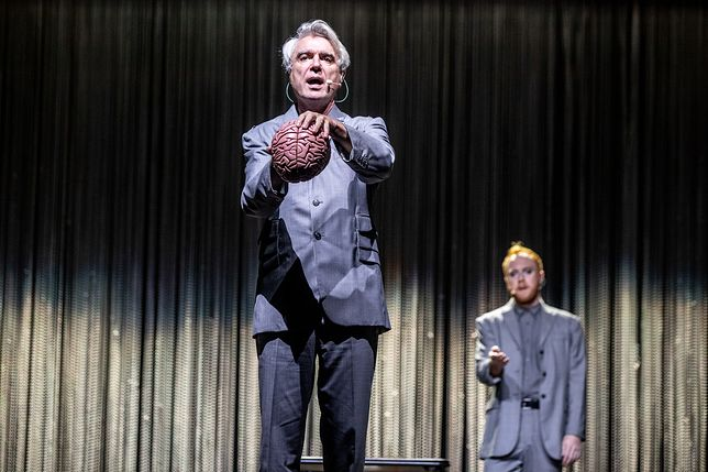 David Byrne założył w 1975 kultową grupę Talking Heads