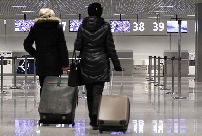 Kraków. Lotnisko Balice ma problemy przez mgłę