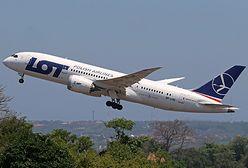 Islandia. Awaryjne lądowanie Dreamlinera LOT-u. Samolot z Warszawy leciał do Los Angeles
