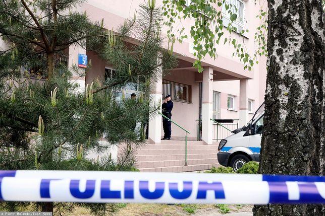 Warszawa Wawer. Zabójstwo nastolatka w szkole. Jest akt oskarżenia dla Emila B.
