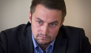 Ursynów doniósł na byłego burmistrza. Piotr Guział zniszczył sprzęt komputerowy?