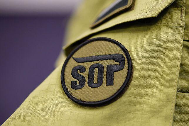 Funkcjonariusz SOP usłyszał w czwartek zarzut posiadania narkotyków