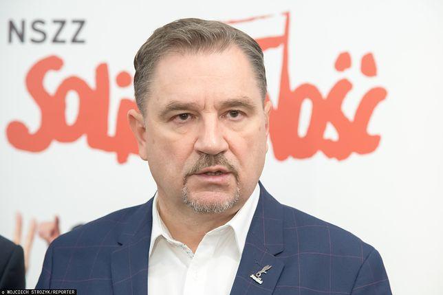 Piotr Duda broni Andrzeja Dudy