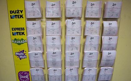 Stawka w Lotto wzrosła. Będzie tegoroczny rekord!