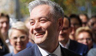 Robert Biedroń stwierdził, że porażki PiS w Parlamencie Europejskim to zasługa jego i jego ugrupowania