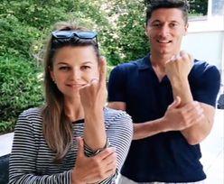 Anna i Robert Lewandowscy gwiazdami TikToka. Zobacz ich oryginalny taniec