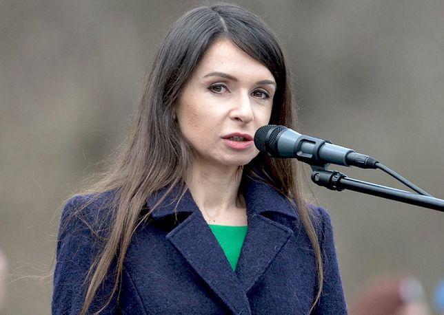 """Kaczyńska pisze o sporze w tygodniku """"Sieci"""""""