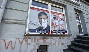 Aborcja. Śląsk. Dewastacja biura poselskiego PiS
