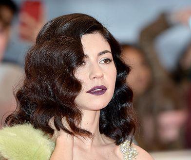Marina Diamandis pokazała siwe odrosty