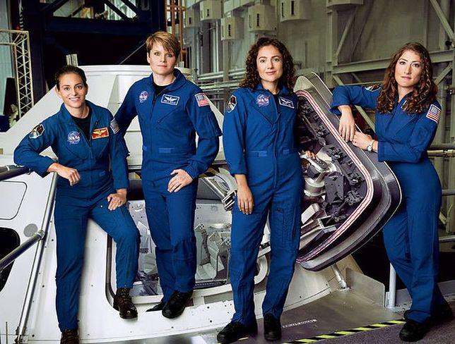 Kobiety astronautki na podbój Marsa? One nie mogą się tego doczekać
