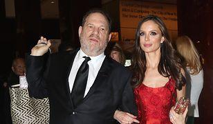 Harvey Weinstein i Georgina Chapman po zeszłorocznym skandalu są w separacji