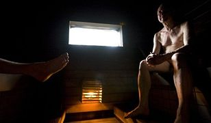 Sauna jest dobra dla męskiego serca i nastroju?