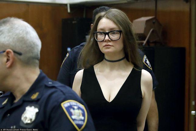 Anna Sorokin usłyszała wyrok skazujący w 2019 r.