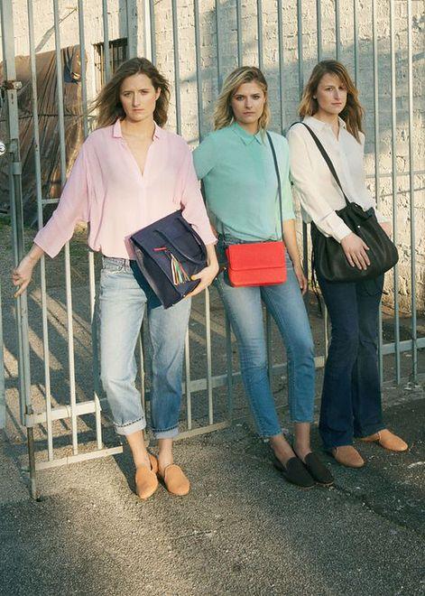 Trzy córki Meryl Streep w rolach modelek
