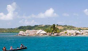 San Blas - dzika piękność Karaibów