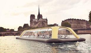 Paryż – pływająca siłownia będzie nową atrakcją?