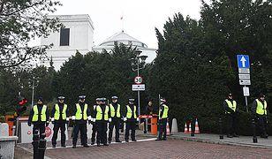 Policja nie chce być mieszana w politykę. Związki zawodowe wydały oświadczenie