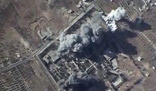 """Raport USA: seria """"niezamierzonych ludzkich pomyłek"""" doprowadziły do omyłkowego ataku na armię Syrii"""