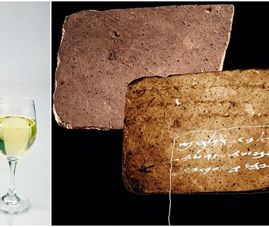 """""""Przyślij mi wino"""". Naukowcy odczytali wiadomość sprzed 2,5 tys. lat"""