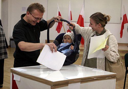 Czy Polonia powinna mieć prawo do głosowania?