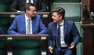 """Szczyt UE został zakończony. """"Mateusz Morawiecki rzutem na taśmę wynegocjował środki dla regionów najbiedniejszych"""" - twierdzi Michał Dworczyk"""