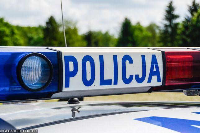 Lubuskie: 23-letni mężczyzna chciał staranować radiowóz. Doszło do strzałów