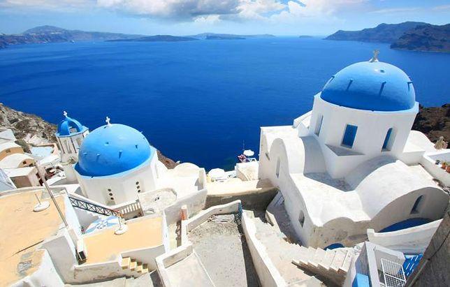 Oia na Santorini - najpiękniejsze miejsce w Grecji