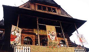 Dom Ludowy w Bukowinie Tatrzańskiej