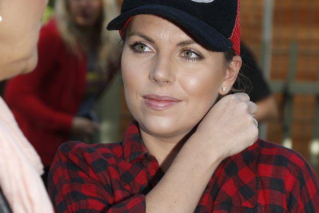 Aleksandra Kwaśniewska wróciła do telewizji