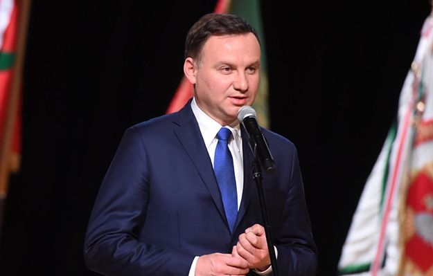Sondaż: Andrzej Duda liderem rankingu zaufania
