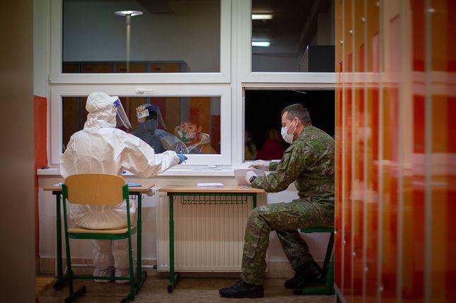 Koronawirus. Test na Covid-19 po przyjeździe do Włoch