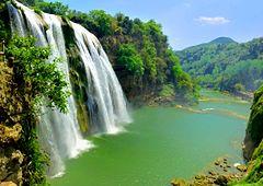Kuejczou - jeden z najpiękniejszych regionów Chin