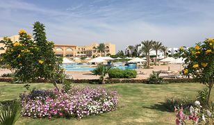 Egipski hotel Marsa Alam, w którym przebywała Magdalena Żuk
