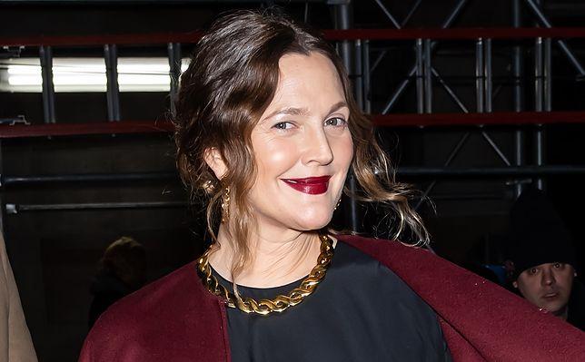 Drew Barrymore skończyła 44 lata