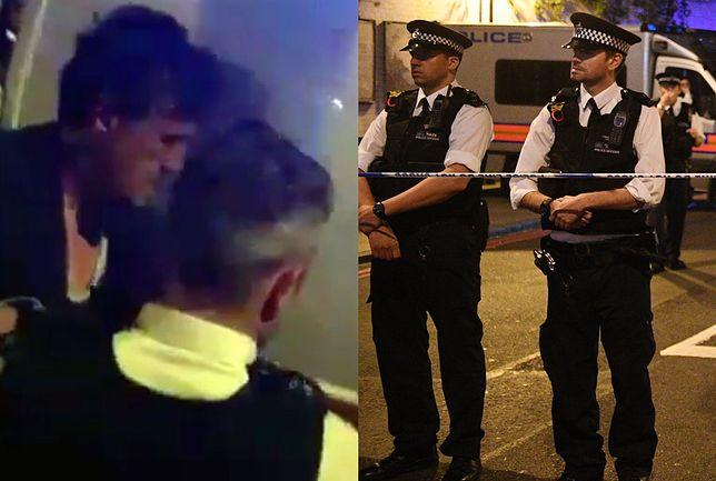 Atak w Londynie. To on rozjeżdżał muzułmanów