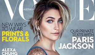 """Paris Jackson na okładce """"Vogue"""""""