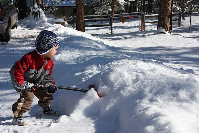 Spadnie nawet 15 cm śniegu.