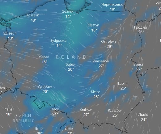 Będzie niebezpiecznie w wielu częściach Polski