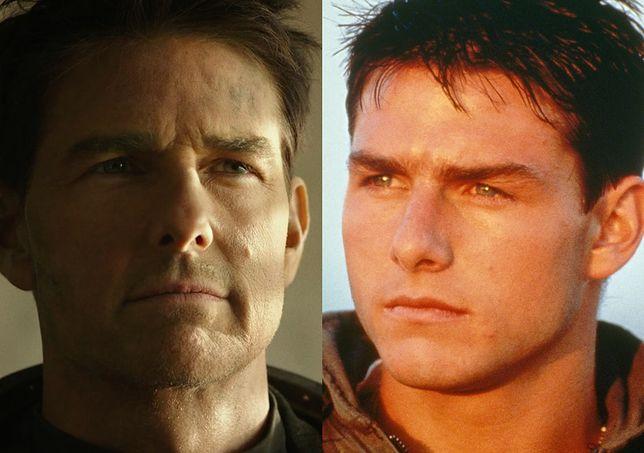 Ponad 30 lat później, a aktor nic się nie zmienił