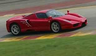 Najciekawsze modele Ferrari